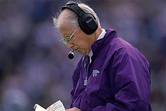 Kansas State Head Coach Bill Snyder
