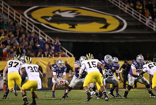 Buffalo Wild Wings Bowl - Michigan v Kansas State