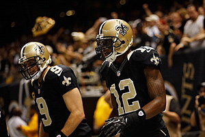 GAME New Orleans Saints Marques Colston Jerseys