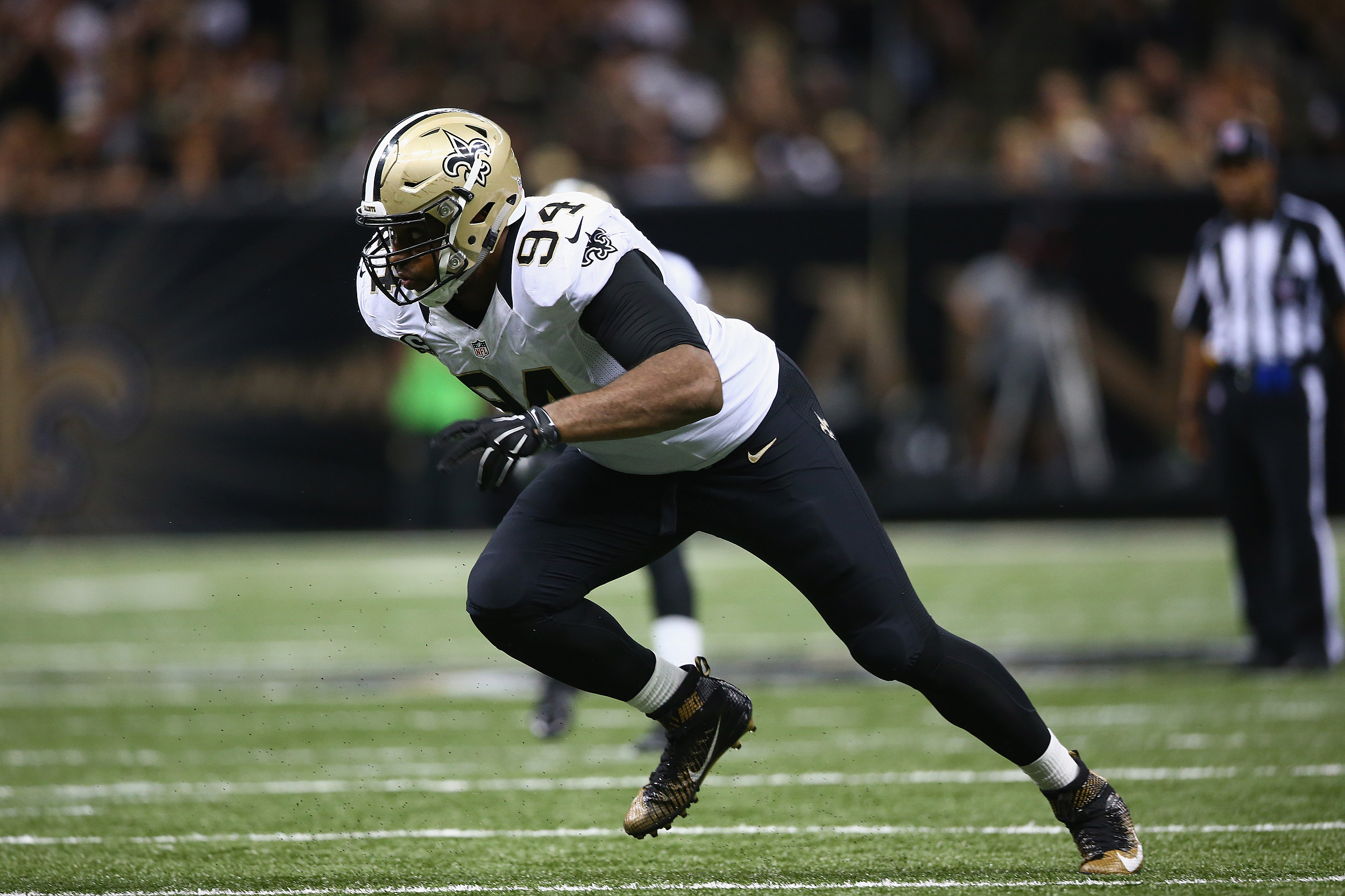New Orleans Saints First Round Draft Choices Cameron Jordan 2011