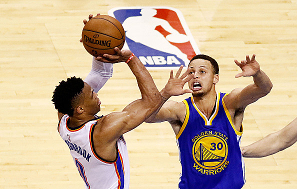 Westbrook, Thunder put Warriors on the brink