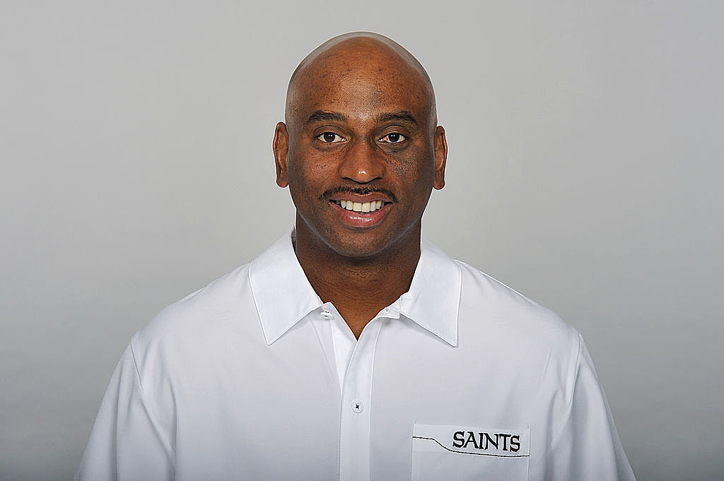 Saints add Curtis Johnson, Bradford Banta as assistant coaches