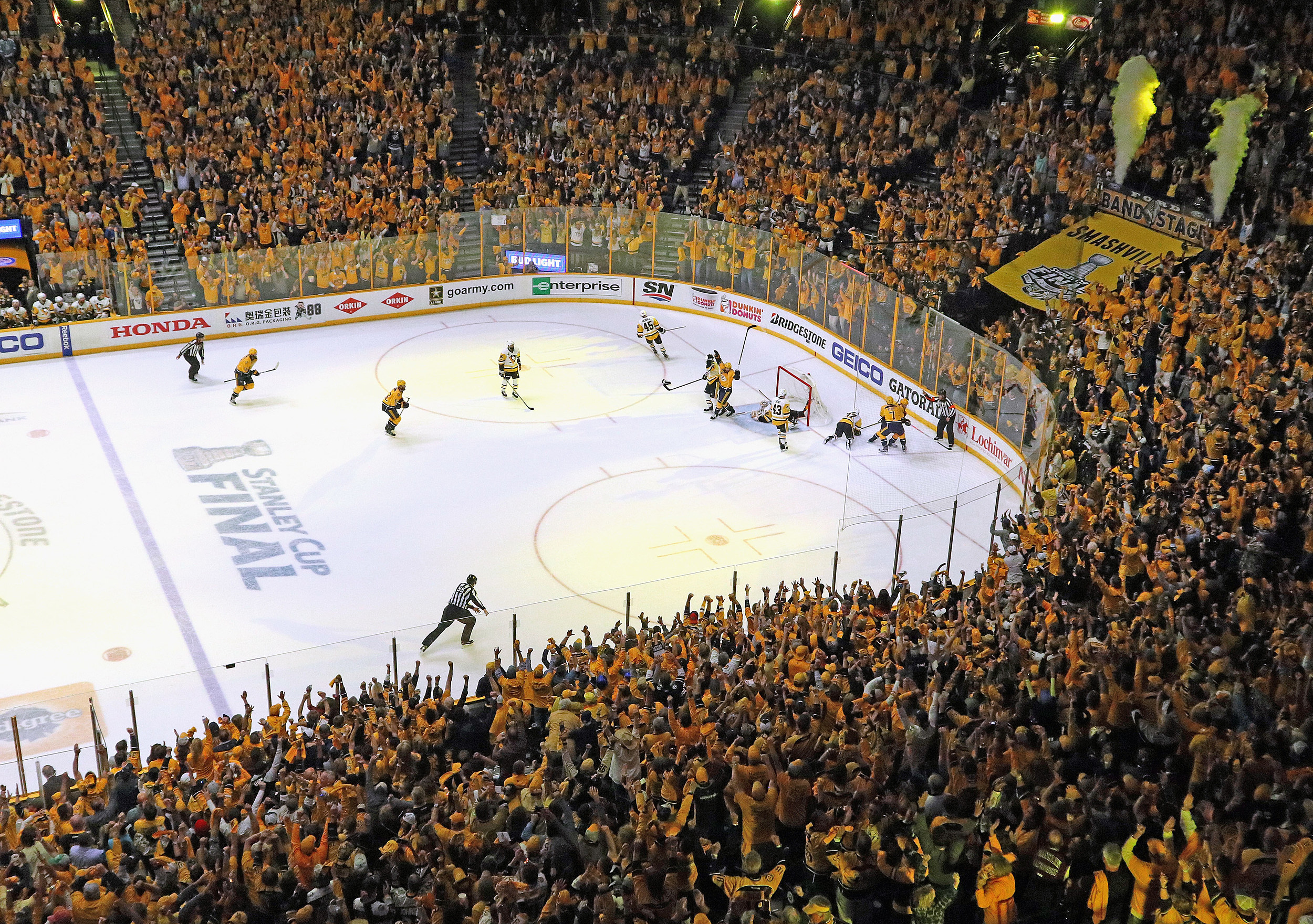 Nashville Predators are confident at home for Game 6