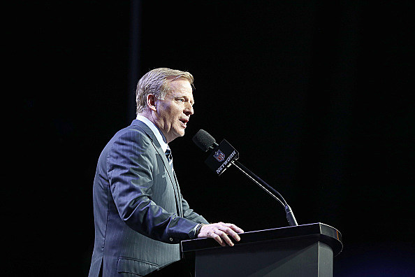 NFL's Roger Goodell Close to Signing Contract Extension